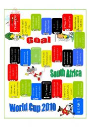 Game - World Cup 2010