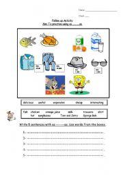 English Worksheets: As ....................as