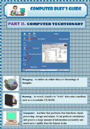 Computer Techtionary (2/4) 5 pages))