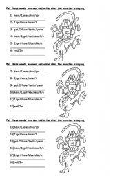English Worksheets: I�ve got - I haven�t got