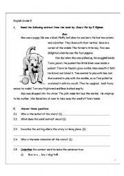 English Worksheets: Mac