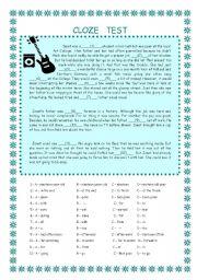 English Worksheets: Use of English