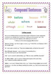 Combining sentences lesson plans middle school