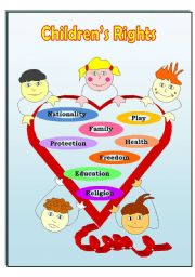 Children´s Rights Poster