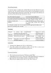 english teaching worksheets conversation. Black Bedroom Furniture Sets. Home Design Ideas