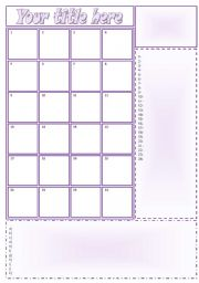 English Worksheets: Matching + activity + blank page (grouped, so won�t move after downloading)