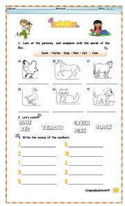 English Worksheets:  Activities