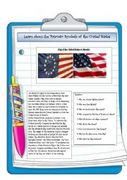 Vocabulary worksheets > Countries and nationalities > The USA > Learn ...