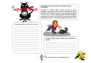 English Worksheets: Superstition