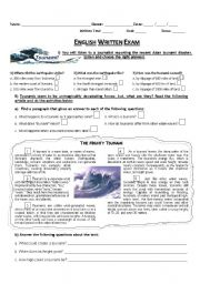 english teaching worksheets tsunami. Black Bedroom Furniture Sets. Home Design Ideas