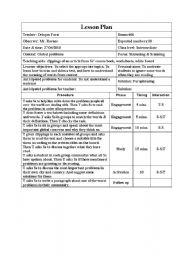 English Worksheets: fgg