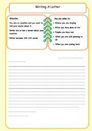 Informal letter worksheets pdf livinghealthybulletin writing an informal letter 9 esl worksheet by debbiem ibookread ePUb