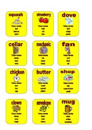 English Worksheet: Taboo - set 2
