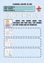 PLEASE, TELL ME A TALE – CINDERELLA BY AGUILA PART 3