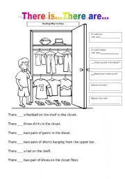 there is there are esl worksheet by redcamarocruiser. Black Bedroom Furniture Sets. Home Design Ideas