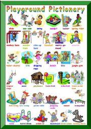 Playground Pictionary