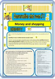 money chat room
