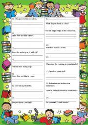 Passive wh questions exercises