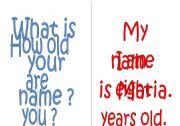 English Worksheets: Dialog Sentences