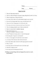 Printables Super Size Me Worksheet Answers super size me worksheet answers bloggakuten collection of supersize bloggakuten