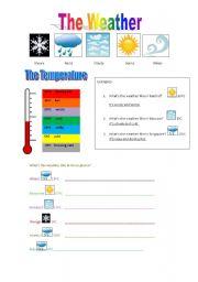 weather worksheet new 79 describing weather worksheets. Black Bedroom Furniture Sets. Home Design Ideas