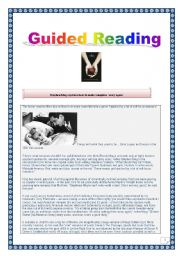 English Worksheets: Reading & writing Project (final task= writing a story) - Stephen King explains how to make vampires �scary again� (COMPREHENSIVE: 6 pages, 19 TASKS, with KEY)