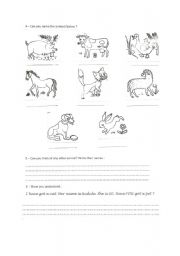 MARY POPPINS WORKSHEET n°4 Part two