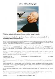 Alfred Hitchcock biography