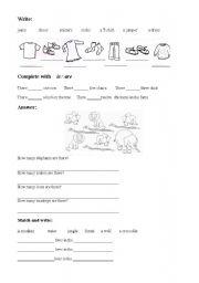 English Worksheets: mixed exrcises