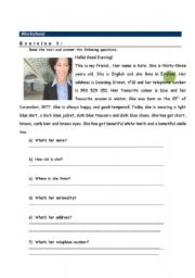 English Worksheets: ID