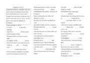 English Worksheets: Enterprise 3 Unit 13