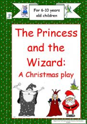 A christmas play for children