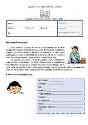 test 6th form