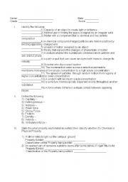 English teaching worksheets: Genetics