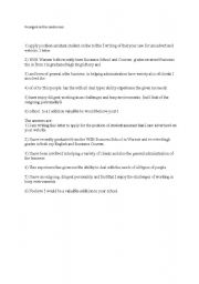 letter of application for teaching practice