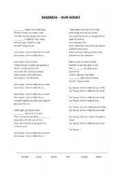 madness our house lyrics