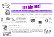 Project: It is my life. You´ve got a mail!
