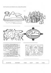 Printables Ecosystem Worksheet english teaching worksheets the ecosystem ecosystems