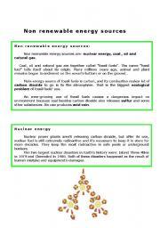 renewable energy use in Europe - ESL worksheet by fathia kerroum