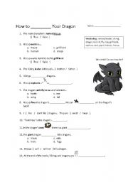 How to train your dragon movie worksheet esl worksheet by annunciata english worksheet how to train your dragon movie worksheet ccuart Image collections