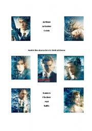 Inception Characters