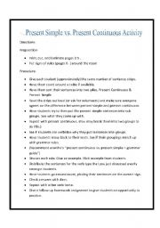 Present_Simple_vs_Present_Con_453593 on First Grade English Worksheets Pres