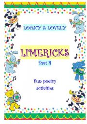 English Worksheet: LIMERICKS, part 4 - funny limerick story for the third conditional