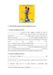 English Worksheets: Film Outsourced
