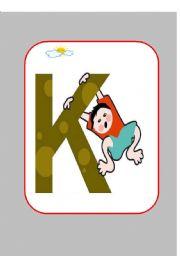 English Alphabets (2-3)