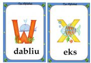 English Worksheet: alphabet flashcards - 4/4