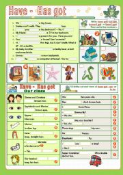 English Worksheet: Revision practice auxiliaries - Part 2