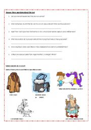 English Worksheets: Animals in danger 2 (follow up)