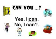 CAN YOU...?