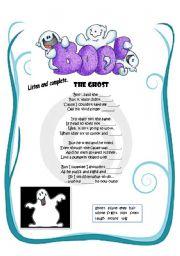 Halloween  Poem + listening activity